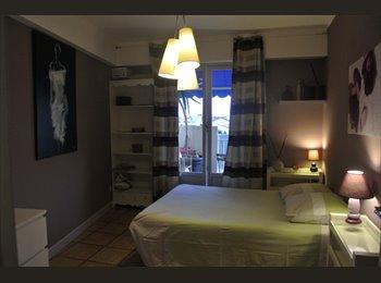 Appartager FR - 800 € - Loue Jolie chambre Nice Centre de Nice, Nice - 800 € /Mois