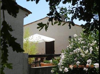 Appartager FR - Loue chambre meublée, Mandelieu-la-Napoule - 500 € /Mois