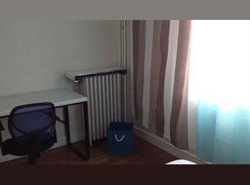 Appartager FR - Colocation très confortable centre ville, Limoges - 330 € /Mois