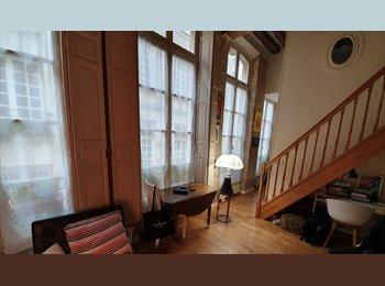 Appartager FR - Paris 4ème, 50 m², rue Quincampoix- 2 chambres separées, Paris - Ile De France - 950 € /Mois