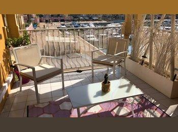 Appartager FR - Dans bel appartement,  chambre sympa chez l'habitant,, Lattes - 320 € /Mois