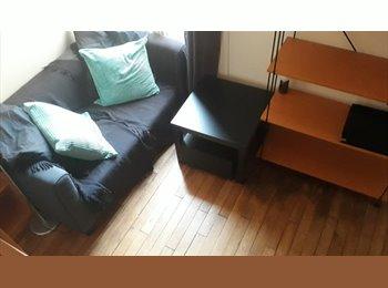 Appartager FR - Chambre à Louer , 17ème Arrondissement - 600 € /Mois