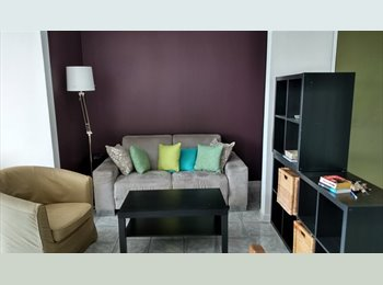 Appartager FR - Grand appartement 110m2, meublée, ideal colocation, Houdemont - 500 € /Mois