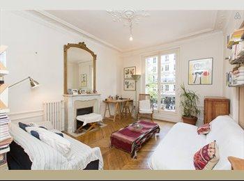 Appartager FR - Chambre à louer proche Montmartre, 18ème Arrondissement - 750 € /Mois