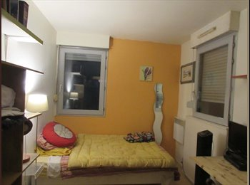 Appartager FR - Chambre plus salon  cuisine et salle de bain, 11ème Arrondissement - 600 € /Mois