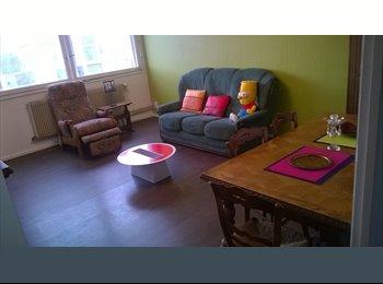 Appartager FR - Loue Chambre en Coloccation, Nancy - 350 € /Mois