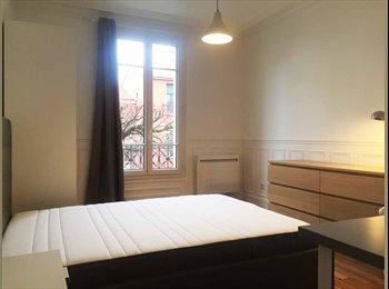 Appartager FR - Chambre double standing - Proche Paris 15eme, Vanves - 740 € /Mois