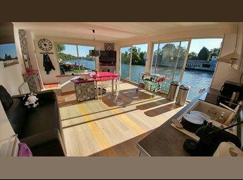 Appartager FR - Appartement atypique, au bord de l'eau !, Compiègne - 560 € /Mois
