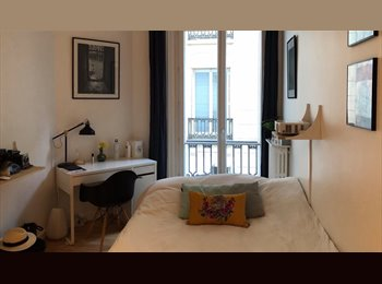 Appartager FR - Chambre à louer en plein coeur du Marais dans un grand appartement, Paris - Ile De France - 850 € /Mois