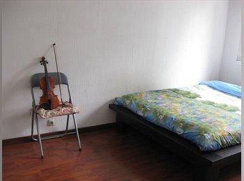 Appartager FR - Grande et belle chambre dans spacieux F2  situé dans un quatier calme à la fois proche de la mer et , Saint-Laurent-du-Var - 500 € /Mois