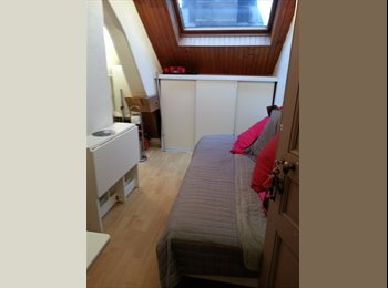 Appartager FR - petit studio meublé tout confort, Dijon - 260 € /Mois