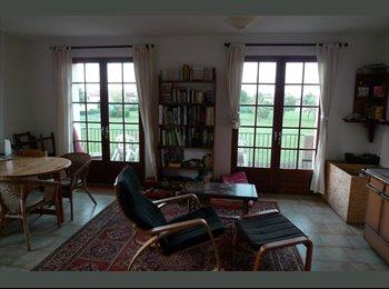 Appartager FR - Colocation dans une maison avec jardin, Albi - 300 € /Mois