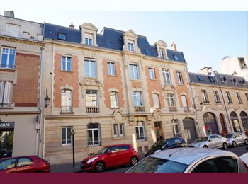 Appartager FR - Colocation - Appartement Haut standing refait à neuf - Reims Hyper Centre, Reims - 450 € /Mois
