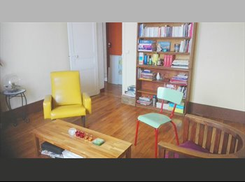 Appartager FR - Colocation Gentilly,4 pièces, 65m2, 500euros + 50 euros de charges, Gentilly - 500 € /Mois
