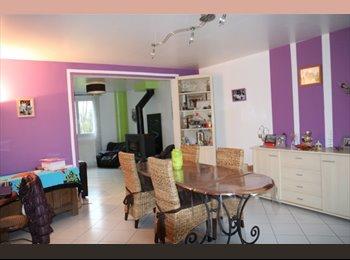Appartager FR - BELLE maison calme, Coulaines - 400 € /Mois