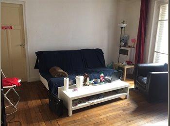 Appartager FR - Recherche colocataire pour appartement 67m2, 18ème Arrondissement - 795 € /Mois