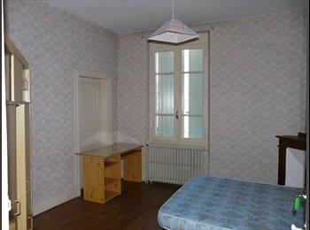 Appartager FR - Grande chambre dans colocation féminine ALBI centre ville, Albi - 295 € /Mois