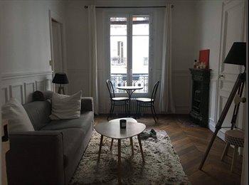 Appartager FR - Colloc' Sympa 18e, 18ème Arrondissement - 800 € /Mois