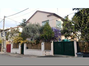 Appartager FR - Chambre Calme quartier Hôpitaux Facultés, Montpellier - 430 € /Mois