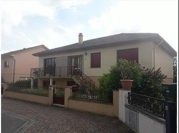 Appartager FR - Maison 5 chambres, Basse-Ham - 1200 € /Mois