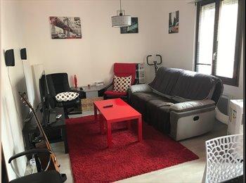Appartager FR - Propose colocation dans appartement (75m2), Metz - 500 € /Mois