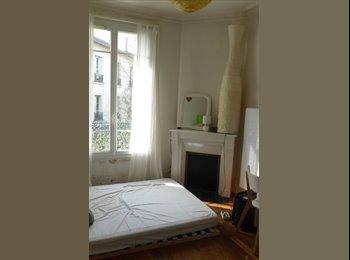 Appartager FR - Chambre lumineuse dans une coloc au sud de Paris, Gentilly - 632 € /Mois