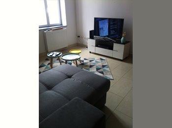Appartager FR - Grande chambre neuve meublée, Terville - 500 € /Mois
