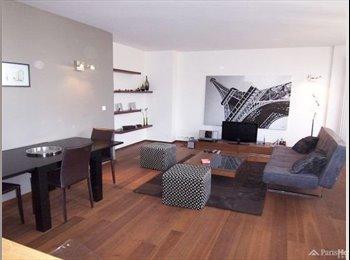 Appartager FR - Location appartement (76m2) pour colocation 2 chambres + 1 salon , Rouen - 500 € /Mois