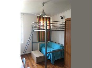 Appartager FR - Studio meublé 20 m2, Rouen - 460 € /Mois