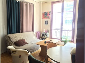 Appartager FR - Sous-location pour l'été, 10ème Arrondissement - 600 € /Mois