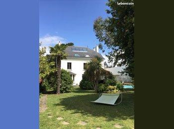 Appartager FR - Grande villa proche Lorient, Lorient - 350 € /Mois