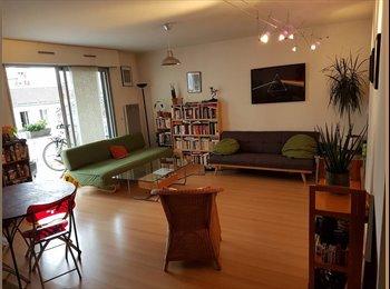 Appartager FR - Chambre disponible dans un 3-pièces – 17e arr – à partir de septembre, 17ème Arrondissement - 950 € /Mois