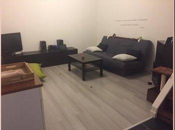 Appartager FR - Chambre dispo Quartier Ste Anne à Amiens, Amiens - 350 € /Mois