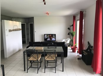 Appartager FR - Appartement à partager , Évrange - 350 € /Mois