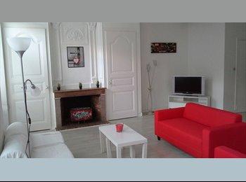 Appartager FR - Idéal colocation, Hyper centre, appartement de 96m2, Saint-Etienne - 300 € /Mois