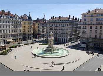 Appartager FR - Room for rent - August only, Lyon - 500 € /Mois