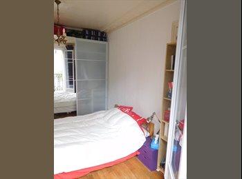 Appartager FR - Chambre meublée dans appartement 60 m2 Place d'Italie , 13ème Arrondissement - 750 € /Mois
