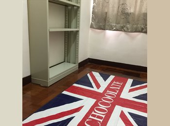 EasyRoommate HK - AFFORDABLE & COMFORTABLE BIG ROOM IN SHARE FLAT, Tai Hang - HKD9,500 pcm