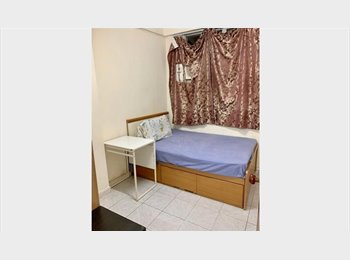 EasyRoommate HK -  clean and tidy.utilities are included., Sai Ying Pun - HKD5,000 pcm