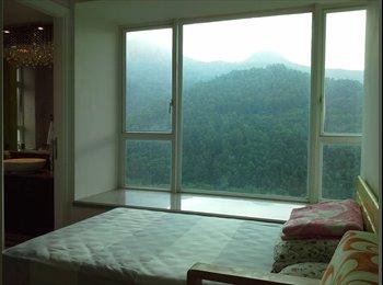 EasyRoommate HK - Single room and Master room nearby MTR station, Tseung Kwan O / Hang Hau - HKD6,500 pcm