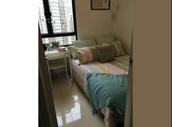 EasyRoommate HK - A ROOM IS AVAILABLE IN SHEUNG WAN, Sheung Wan - HKD11,000 pcm