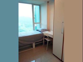 EasyRoommate HK - Brand new apartment, Tseung Kwan O / Hang Hau - HKD6,200 pcm