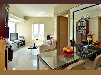 EasyRoommate HK - Service apartment in Hung Hom., Hung Hom - HKD9,500 pcm