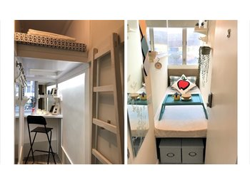 EasyRoommate HK - Apple Dorm, Sheung Wan - HKD3,000 pcm