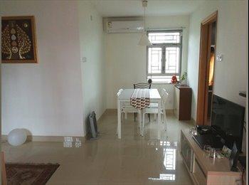 EasyRoommate HK - Spacious and Bright Room in Yuen Long , Yueng Long - HKD5,600 pcm