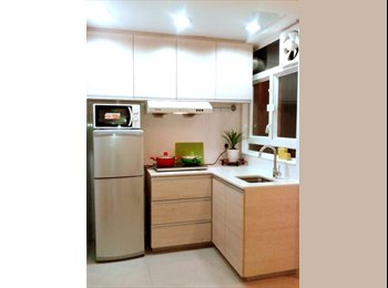 EasyRoommate HK - Cozy shared-apartment with Open view  of Victoria Park, Causeway Bay - HKD8,400 pcm