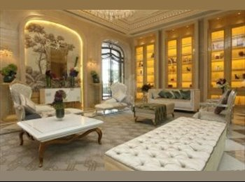 EasyRoommate HK - Luxury condo, Hung Hom - HKD18,000 pcm