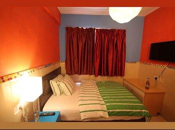 EasyRoommate HK - Simple Private Room for Simple Roomates, Causeway Bay - HKD9,800 pcm