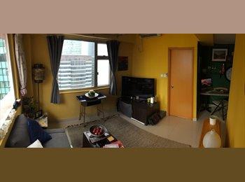 EasyRoommate HK - Harbour view, Ensuite bathroom, Top floor. Great View, Great Location, Tsim Sha Tsui - HKD9,500 pcm