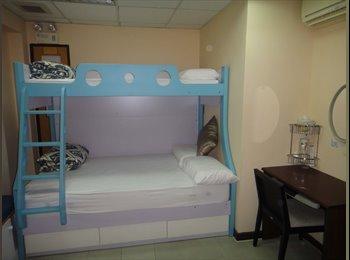 EasyRoommate HK - FULLY SERVICED Room no.1, Tsim Sha Tsui - HKD13,500 pcm